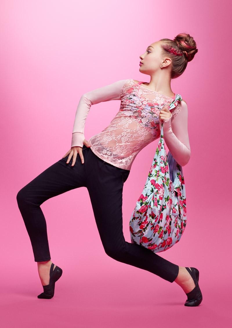 Dancer Maddie Ziegler Lands Betsey Johnson x Capezio Campaign