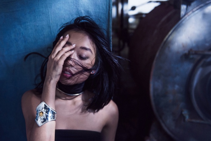 Margaret Zhang Stars in Au Revoir Les Filles Spring '16 Campaign