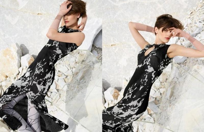 Karlie Kloss for Marella Fall 2015 Campaign Karlie Kloss for Marella Fall 2015 Campaign new images