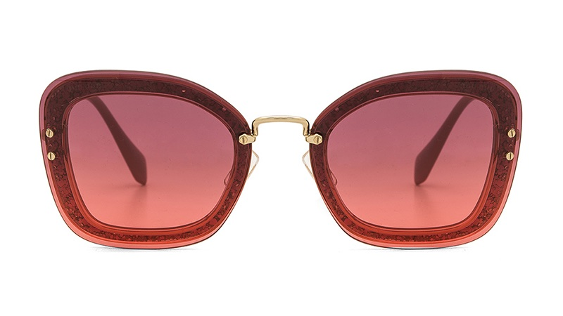 Miu Miu Reveal Sunglasses $510