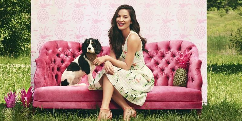 Olivia Munn Stars in Good Housekeeping, Talks Boyfriend Aaron Rodgers