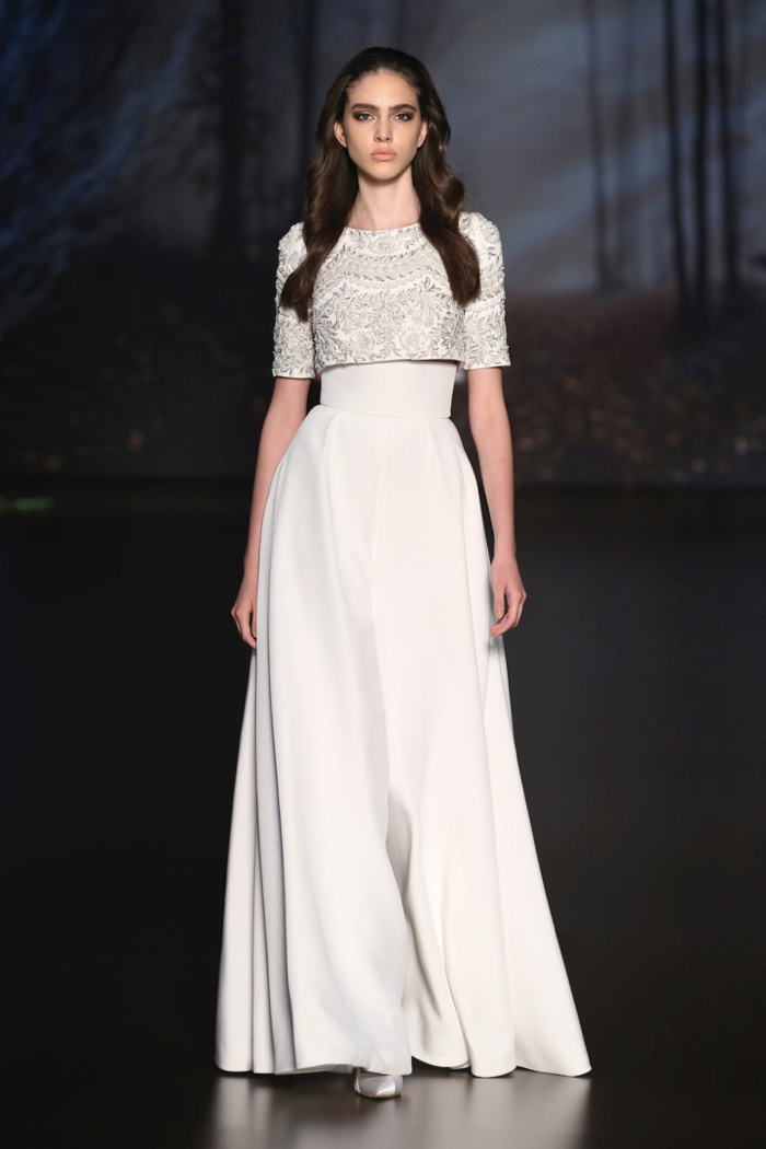 Ralph & Russo Fall 2015 Couture: Into the Woods