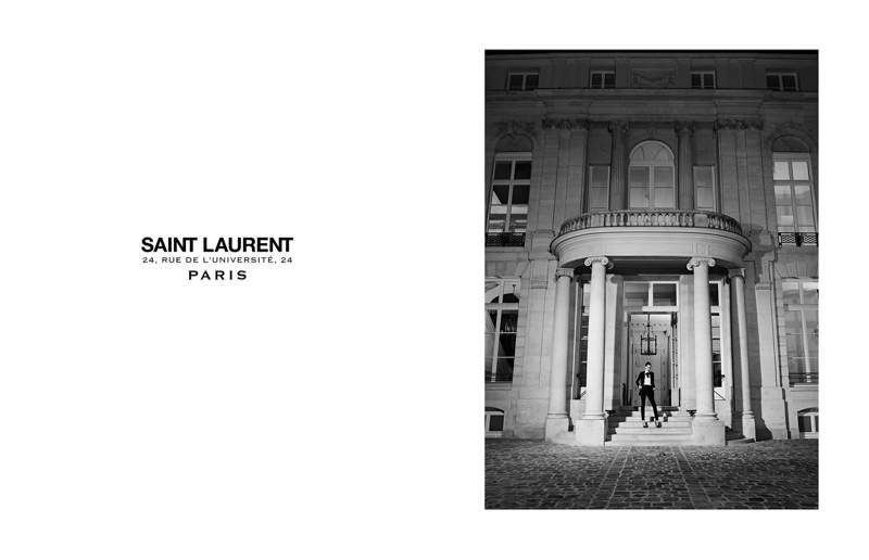 Saint Laurent Announces Relaunch of Couture with New Campaign