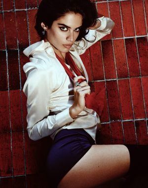 Sara Sampaio is Sizzling Hot in Cover Story for L'Officiel Singapore