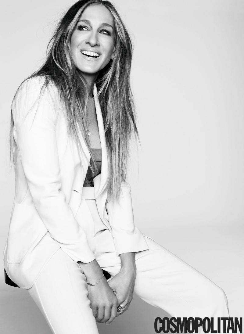 Sarah Jessica Parker for Cosmopolitan. Photo: Michael Thompson