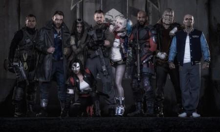 Suicide Squad cast portrait