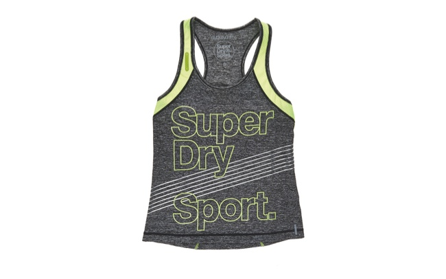 Superdry Sport Gym Vest