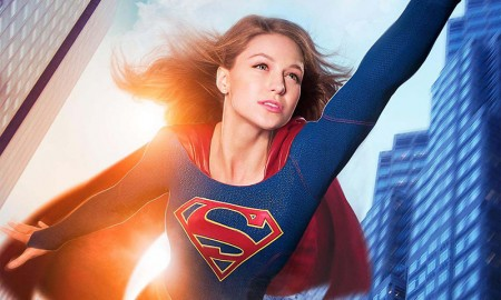 Supergirl CBS Television Poster