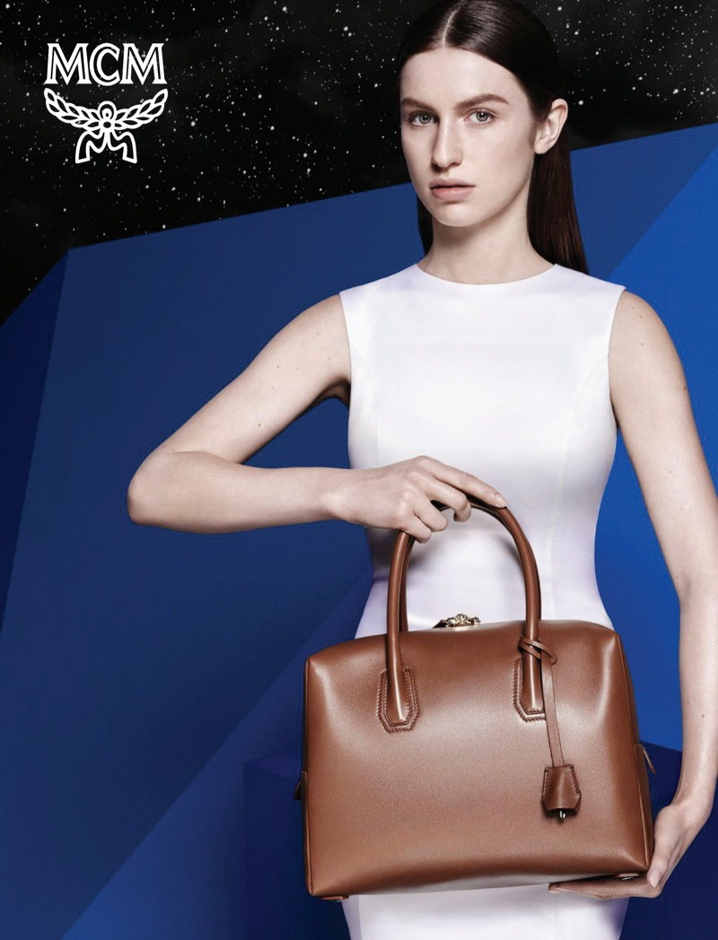 Tali Lennox for MCM Fall-Winter 2015 Campaign