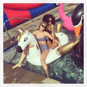 5 Seersucker Bikinis Inspired by Taylor Swift