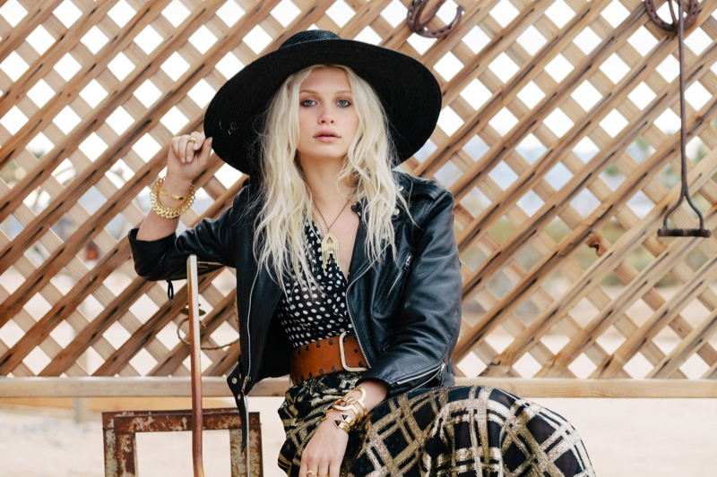 Southwest Inspired Jewelry: The 2bandits Launch Fall 2015 Lookbook
