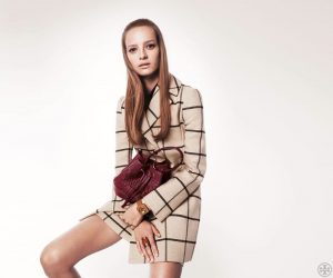 Tory Burch Channels the Swinging Sixties for Pre-Fall Lookbook