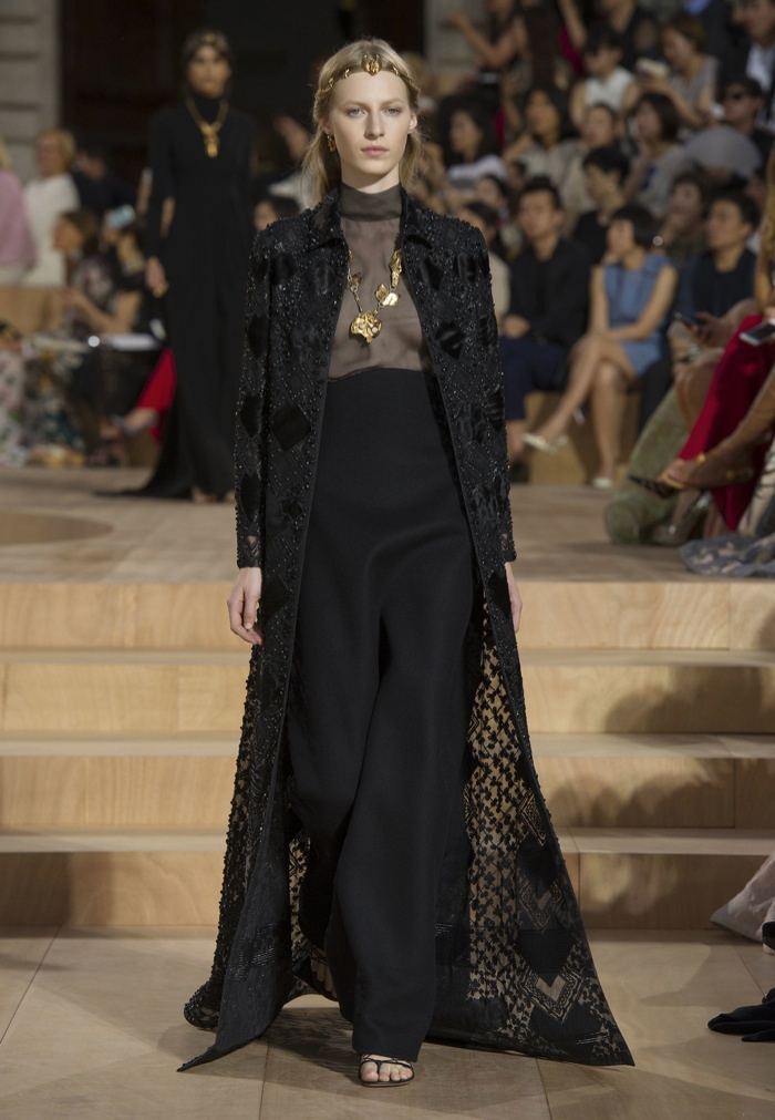 Valentino Fall 2015 Couture: Roman Holiday
