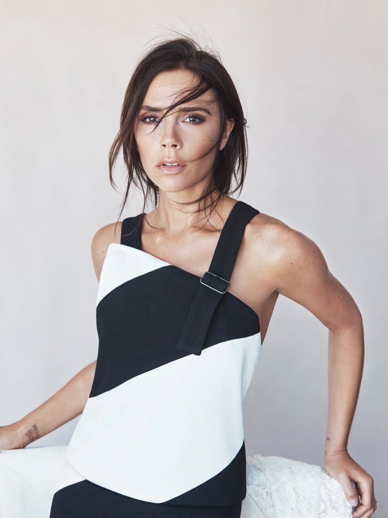 Victoria Beckham photographed by Patrick Demarchelier for Vogue Australia