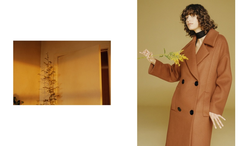 Zara Goes Natural for Fall 2015 Campaign