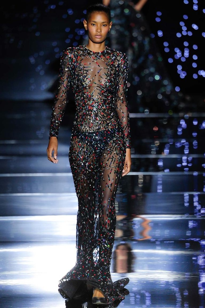 Zuhair murad fall 2015 haute couture for 2015 haute couture