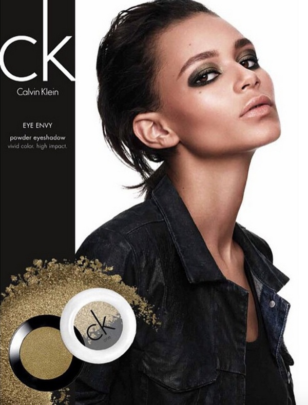 ck One Color Spotlights Bold Shades for Fall 2015 Campaign