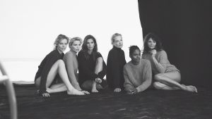 Watch Peter Lindbergh's Supermodel Reunion with Cindy Crawford, Helena Christensen + More
