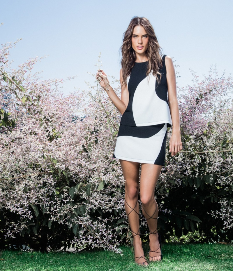 Alessandra Ambrosio for Dafiti