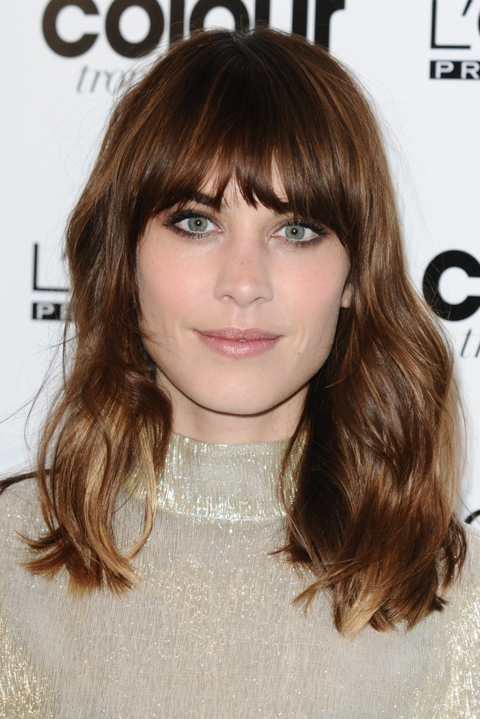 It Girl Alexa Chung. Photo: Featueflash / Shutterstock.com