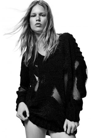 See Alexander Wang's Greatest Hits Modeled by Anna Ewers