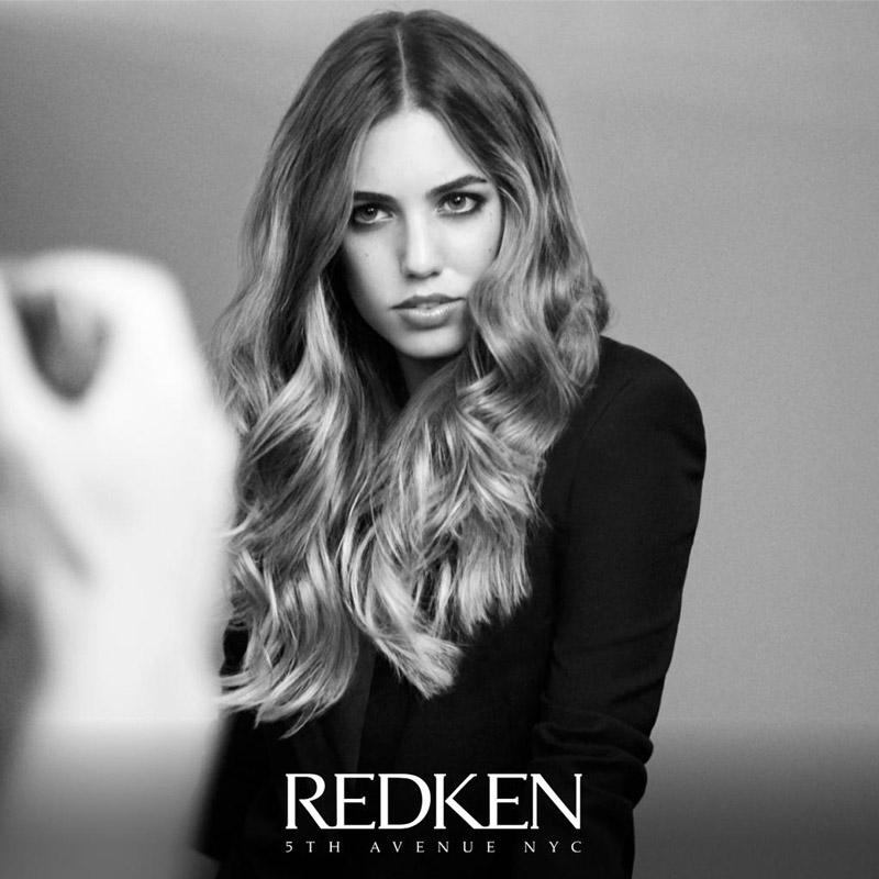 Amber Le Bon Tapped as Redken Ambassador