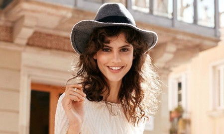 Antonina Petkovic stars in a recent trend update from H&M