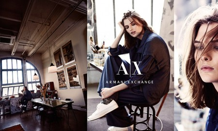 Armani Exchange Fall 2015 Ad Campaign1