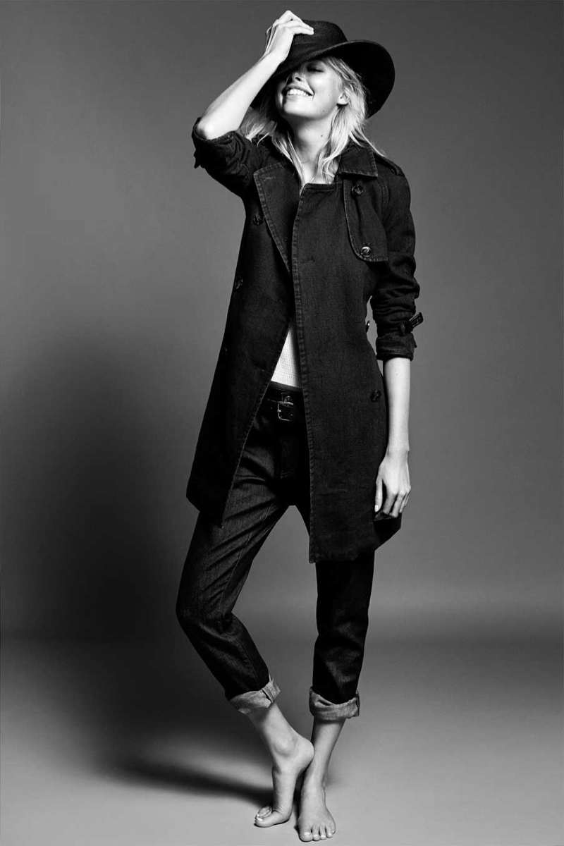 Armani Exchange Offers Relaxed Silhouettes for Fall 2015