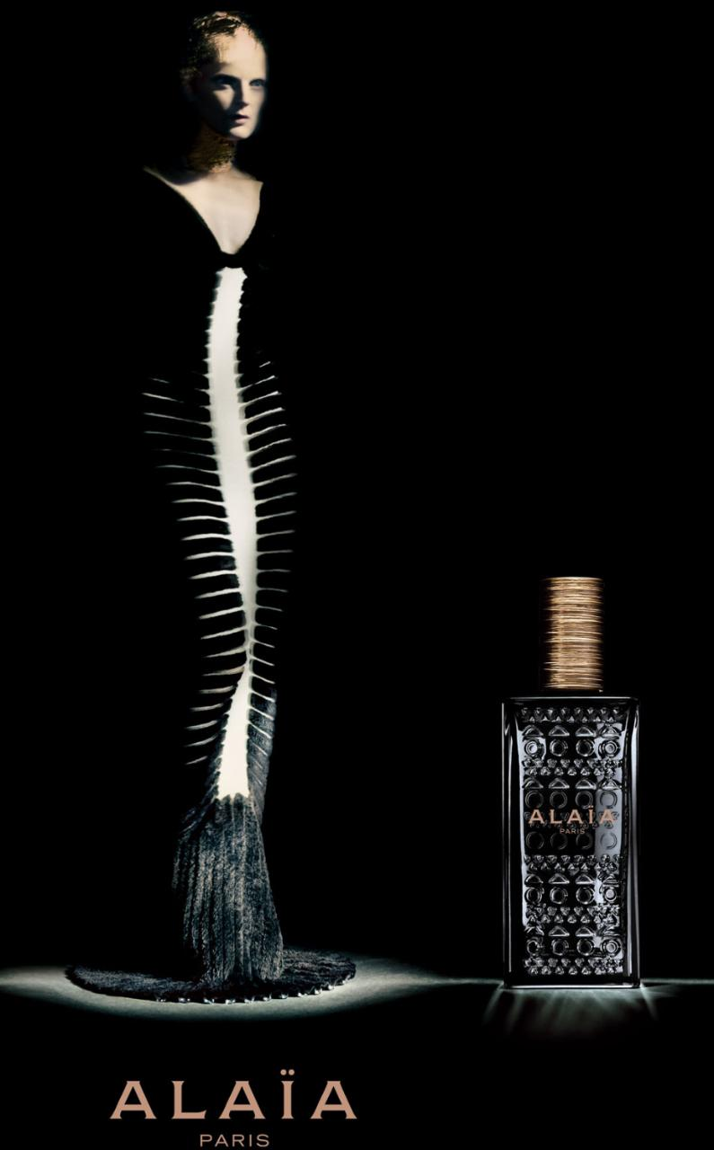 Azzedine ala a launches debut fragrance for Designer alaia azzedine