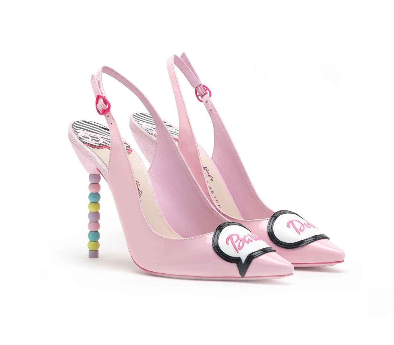 Shoe Gazing: Sophia Webster's Colorful Barbie Collection