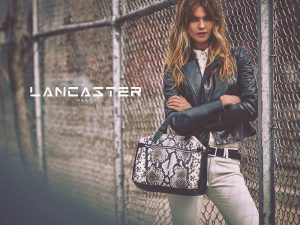 Behati Prinsloo is Pure Cool in Lancaster Paris' Fall 2015 Ads