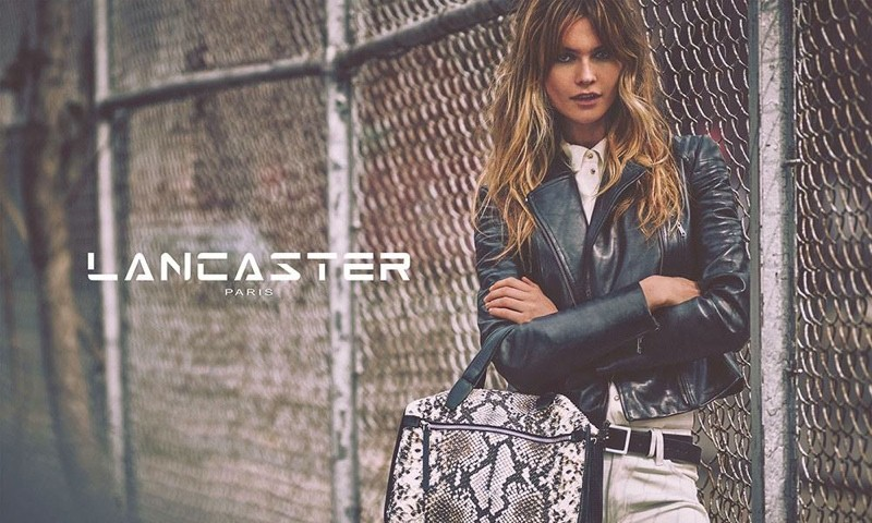 Behati Prinsloo Is Pure Cool In Lancaster Paris Fall 2015 Ads