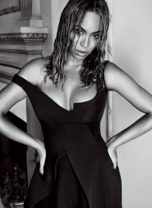 Beyonce Does the Wet Hair Look for Vogue's September Cover Story