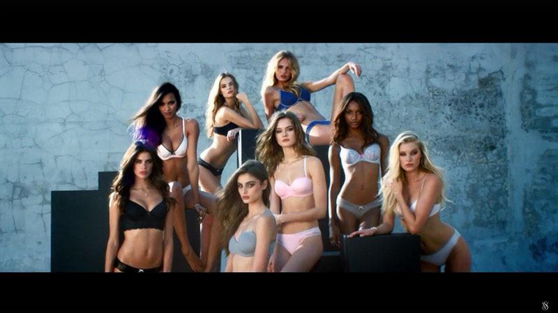 Body by Victoria, Victoria's Secret 2015 Commercial