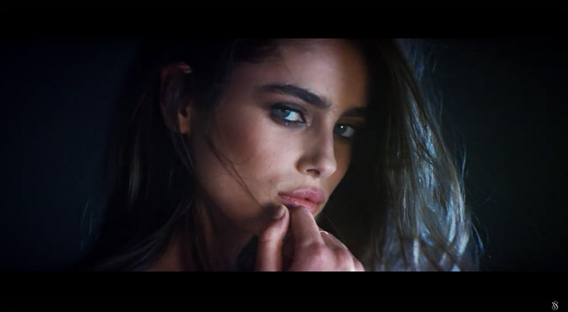 Taylor Hill for Body by Victoria, Victoria's Secret 2015 Commercial