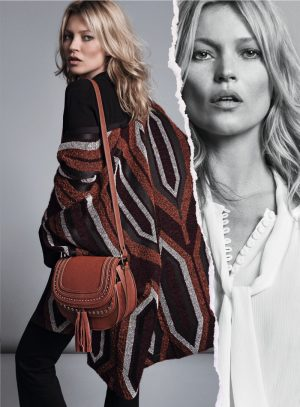 Kate Moss & Cara Delevingne Are 70s Babes in Mango's Fall 2015 Campaign