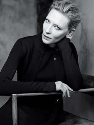 Cate Blanchett Stars in T Magazine's Fall Cover Story