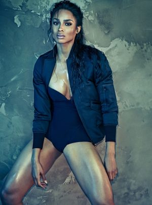 Ciara Stars in Shape, Talks Post-Baby Weight Loss