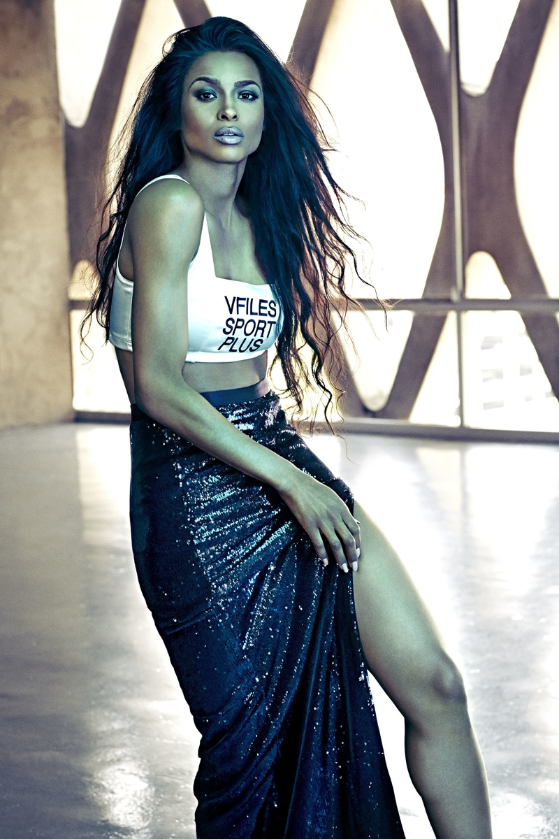 Ciara Shape Magazine September 2015 Cover Photoshoot05