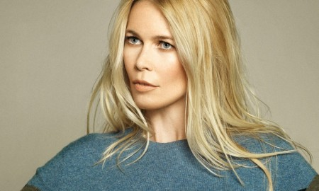 Claudia Schiffer creates cashmere collection with Tse