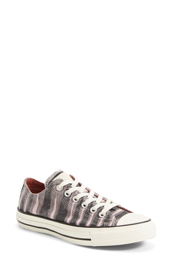 aa4cd514a731e7 Converse x Missoni Space Dye Sneaker for Women in Pink Freeze Black Canvas