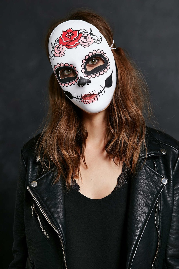 day of the dead mask available for 1000