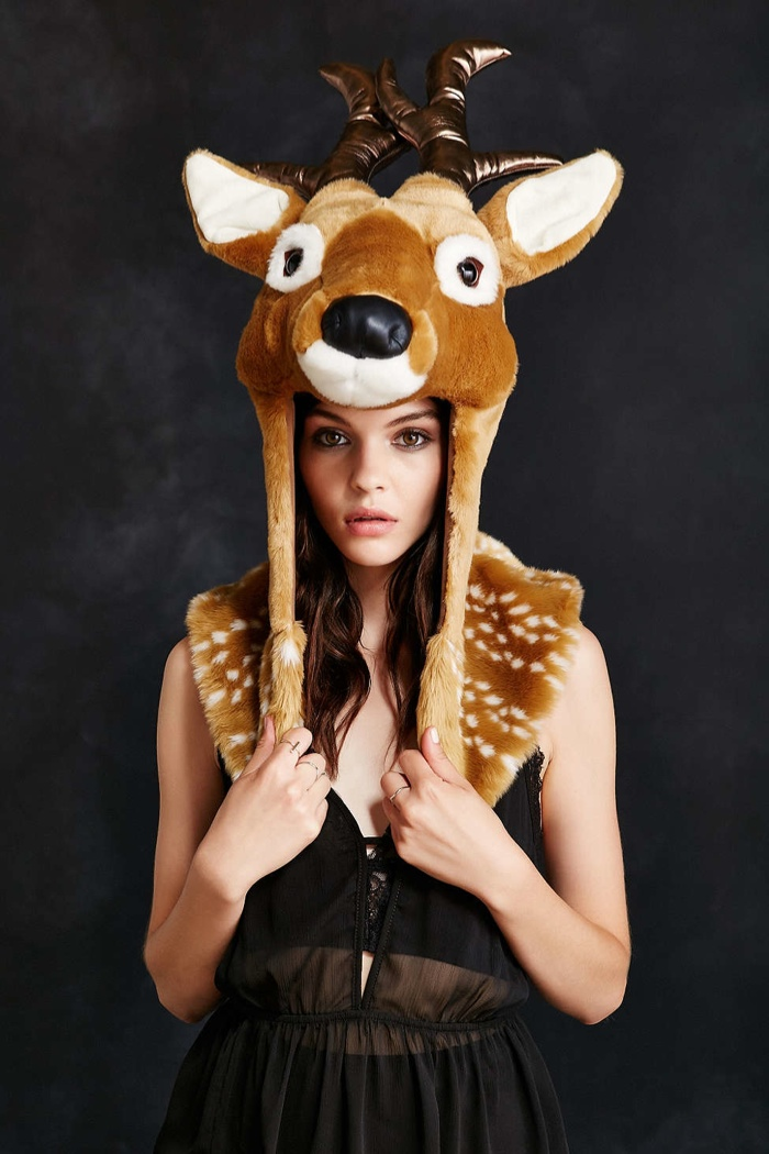 Deer Hood available for $98.00