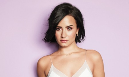 Demi Lovato for Cosmopolitan. Photo: Tesh