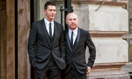 Domenico Dolce and Stefano Gabbana. Photo: Maxim Blinkov / Shutterstock.com