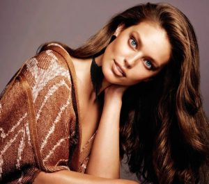 Emily DiDonato Models the Fall Collections for Glamour Spain Cover Story