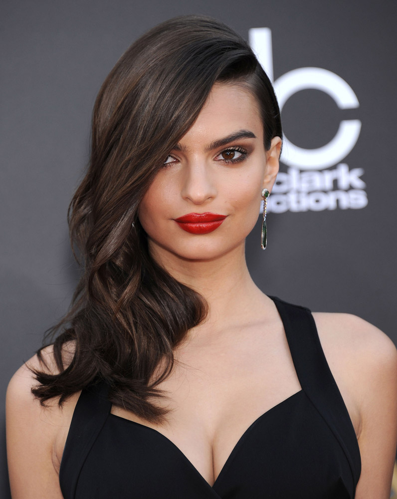 Model Emily Ratajkowski. Photo: DFree / Shutterstock.com