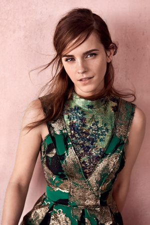 Video: Emma Watson Discusses Gender Equality with Fashion Designers