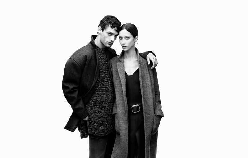 Alana Zimmer and boyfriend Nick Rea for Forever 21